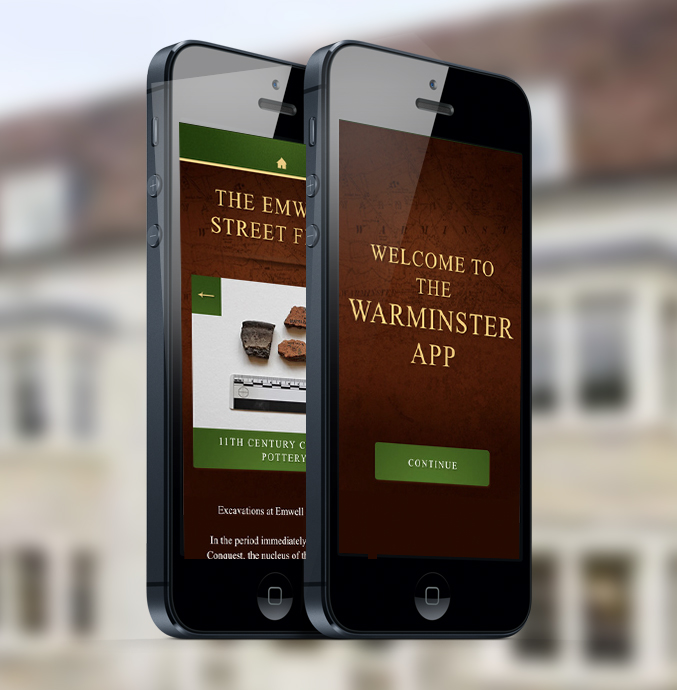 WARMINSTER – OUR EARLY TOWN